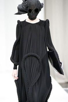 Peter Movrin Spring/Super 2012, Slovenian fashion designer who graduated from the University of Ljubliana.