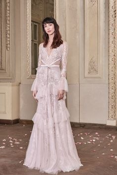 Свадебные платья Otilia Brailoiu Atelier весна-лето 2019