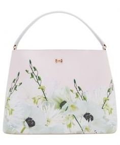 Ted Baker Candise Petal Bow Tote Bag, Nude Pink