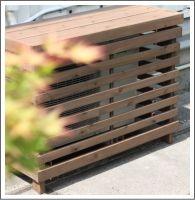 【WOODPRO楽天】屋外用木製品(ウッドフェンス&デッキ、プランター)と足場板古材リユース品の製造直販のお店