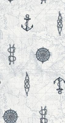 Anchors Away Fabric