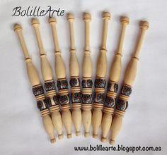 BolilleArte : modelomosaico