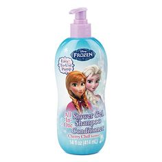 Disney® Frozen All-In-One Shower Gel, Shampoo & Conditioner at Big Lots. Ana Frozen, Disney Frozen, Smell Good, Shampoo And Conditioner, Toys For Girls, Shower Gel, Play Houses, Body Wash, All In One