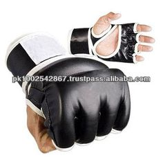 Hybrid Proffesional Grappling Gloves, fight Gloves