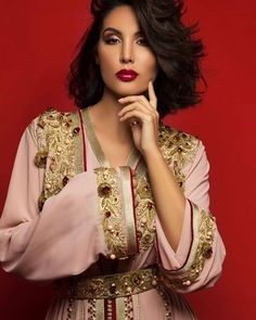 382 Likes, 1 Comments - Moroccan Caftan (@caftan.in.morocco) on Instagram