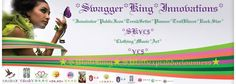 *Swagger*King*Innovations* - *Clothing*Music*Art* #Retweet #Like #SWaGKing www.swaggerkinginnovations.com