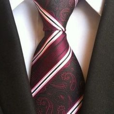 Men's Ties New Man Fashion Neckties Corbatas Gravata Jacquard Silk Tie Business Green Purple Navy Gray Tie For Men Brown Tie, Grey Tie, Blue Brown, Gray, Plaid Fashion, Mens Fashion, Style Gentleman, Fashion Pattern, Wool Tie