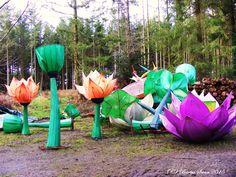 Heaven's Gate, Longleat flower displays, (C) Copyright Barbie Swan 2015