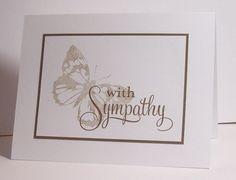 My Stamping Addiction: Sympathy
