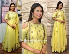 Divyanka Tripathi in Kalki Fashion – South India Fashion Indian Gowns, Indian Wear, Indian Outfits, Patiala, Churidar, Salwar Kameez, Anarkali Dress, Anarkali Suits, Ethnic Dress