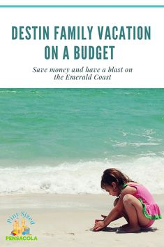 A few years ago we set out from New Orleans to find the perfect family vacation … Beach Vacation Packing List, Best Places To Vacation, Best Family Vacations, Family Resorts, Florida Vacation, Florida Travel, Vacation Destinations, Destin Florida, Destin Beach