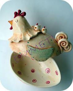 EMMETI Il lavoro impreciso delle mani: Ceramiche