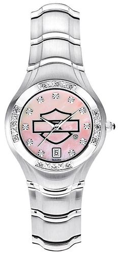 Harley-Davidson Women's Pink Label Collection Watch