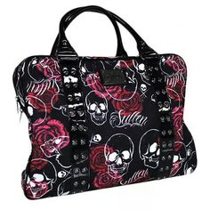 Skull bag ar Rebel Circus