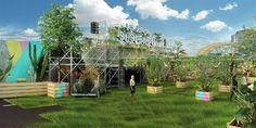 Venez chiller au Jardin Suspendu, le rooftop végétal de nos rêves