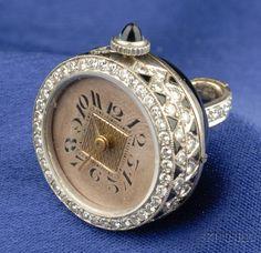 Art Deco Hardstone and Diamond Pendant Watch Art Deco Watch, Art Deco Ring, Art Deco Diamond, Art Deco Jewelry, High Jewelry, Jewellery, Antique Watches, Vintage Watches, Patek Philippe
