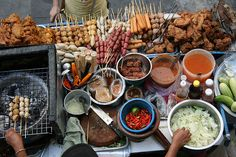 The Hungry Traveler: 8 Street Foods You Absolutely Must Try