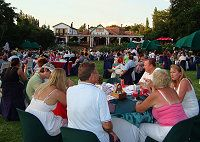 Stonehaven is the largest garden alfresco restaurant in South Africa located right on the banks of the Vaal River Banks, South Africa, Dolores Park, Cruise, Restaurants, How To Memorize Things, Boat, River, Country