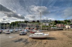 Low Tide Ilfracombe Harbour - Devon Other