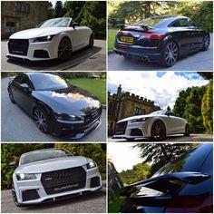 Audi TT RS Body Kit By Xclusive Customz Sheffield Audi Tt, Sheffield, Full Body, Kit, Total Body Workouts