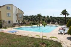 Olivium Duplex Apartment -  This lovely complex is set a little outside Altinkum, is in a lovely spot and close to the Ancient temple of Apollo, and surrounded by Olive trees. Price: £49,950