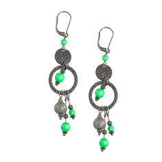 Electro Funk Earrings Project  | Auntie's Beads