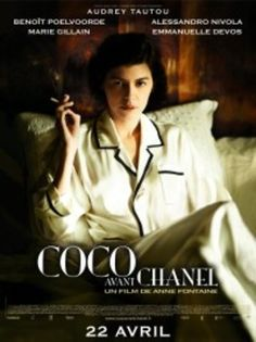 Coco Before Chanel film guide (set up like filmarobics: broken into multiple lessons with vocab and questions)