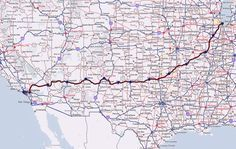 Road Trip USA!!! The Legendary Route 66 + Road Kill Cafe! in Arizona, Route 66, Seligman, USA | Travel | Hand Luggage Only