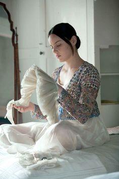 Inspiración de Regencia: el vestuario de Fanny Brawne en 'Bright star' | Jane Austen Argentina
