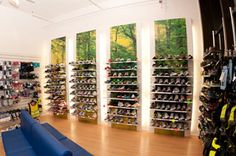 Victoria, London | Run and Become | Specialist Running Shop | NEXT TO ST. JAMES PARK TUBE STATION.