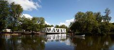 Art Pavilion in Videbæk :: Henning Larsen Architects Henning Larsen, Details Magazine, Pavilion, All Over The World, Denmark, Construction, Architecture, House Styles, Gallery