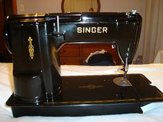 Singer 301 - About the Singer 301