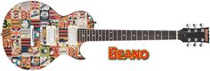 The Beano ~ Electric Guitar
