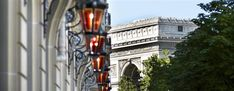 Le Royal Monceau Hotel Raffles Paris   -Located on the prestigious Avenue Hoche, only moments from the Champs-Elysées and the Arc de Triomphe, Le Royal Monceau Raffles Paris is an oasis of charm, calm and conviviality in the heart of Paris.