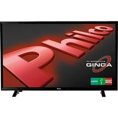 "Foto 1 - TV LED  32"" Philco PH32E31DG HD com Conversor Digital HDMI USB Closed caption 60Hz"