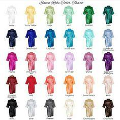 Colour options #jualkimono #jualsatinkimono #jualsash #jualsatinsash #jualbridekimono #jualbridetobesash #jualbride #jualbridekit #jualselempangkain #jualbridekimonojakarta #bridekimonojakarta