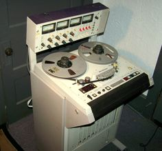 4 Track Reel to Reel Tape Recorder. Ever Recorded On These? I Know That I Have.