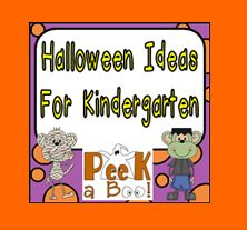 follow this board for lots of fun halloween ideas for your kindergarten classroom