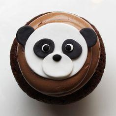 Whipped Bakeshop Philadelphia: Panda Bear Cupcakes