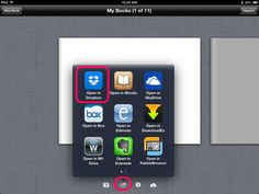 Share Book Creator Stories Across Devices Using Dropbox Book Creator, The Creator, Digital Storytelling, Evernote, Ipads, The Book, My Books, Students, Presents