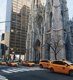 St. Patrick's Cathedral  Photo by @anyafromsiberia  #NewYork #NewYorkCity…