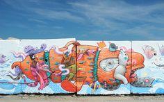 """Save the sea"" by Antonio Segura Donat, via Behance"