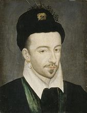 Henri III (1551 - 1589). Son of Henri II and Catherine de Medici. He married Louise of Lorraine but had no children.