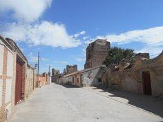 Torres entre las Puertas de Peñaranda y de Cantalapiedra.