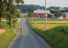 From climbs over majestic mountain passes to blissful Sunday beach cruises, truly great cycling routes can be found in all 50 states, from Maine to Hawaii. Make plans to ride as many as you can.