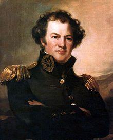 Gen. Alexander Macomb.