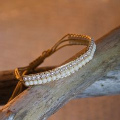 Honey Beige - Pearls (€5,25) http://www.whatyougiveiswhatyouget.nl