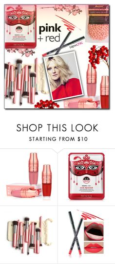 """Newchic (5/XII)"" by dorinela-hamamci on Polyvore featuring beauty"