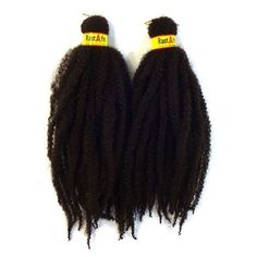 "14"""" Marley Dreadlock Braid, 99J Black Wine (RastAfri)"