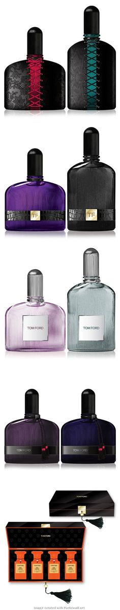 Saw one of these bottles yesterday and loved it so I got the rest of the story : ) PD - created via http://www.packagingserved.com/gallery/Tom-Ford/10499481